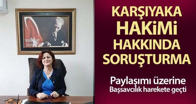Karşıyaka Hakimi Pehlivan hakkında soruşturma