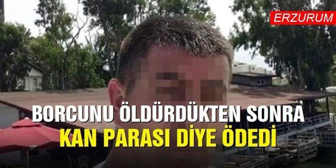 Erzurum'da şok cinayetin ayrıntıları ortaya çıktı
