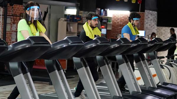 Spor salonlarında alınacak önlemler belli oldu