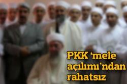 PKK, 'mele açılımı'ndan rahatsız!
