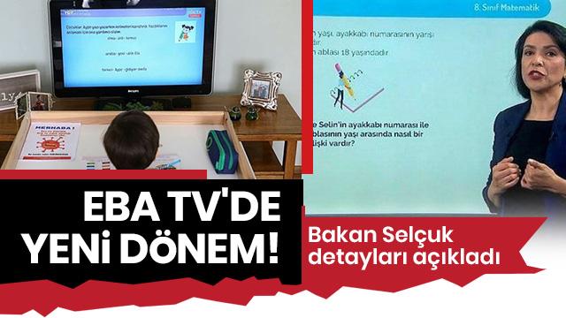 """EBA TV'de yeni dönem: """"Sinema Kuşağı"""" başlıyor!"""