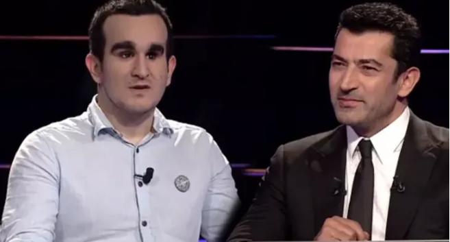 Kim Milyoner Olmak İster'e görme engelli Mustafa Keskin damga vurdu!
