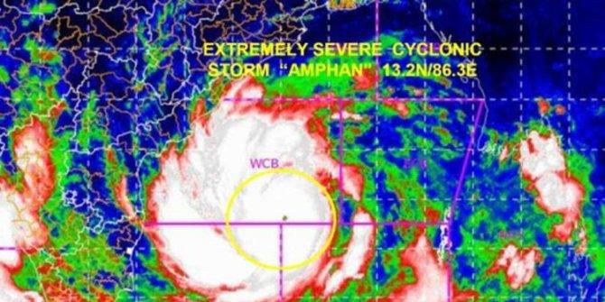Son dönemin en büyük fırtınası: Şimdi de siklon korkusu başladı