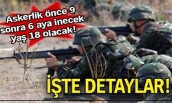 CHP'nin askerlik projesi şekillendi