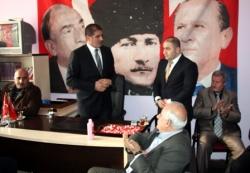 Pasinler'de MHP'ye yeni başkan