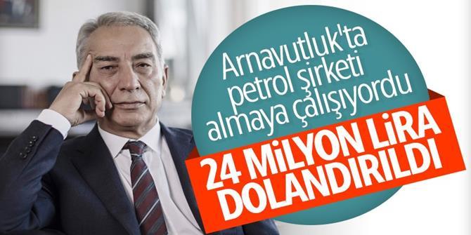 Adnan Polat Arnavutluk'ta dolandırıldığını doğruladı