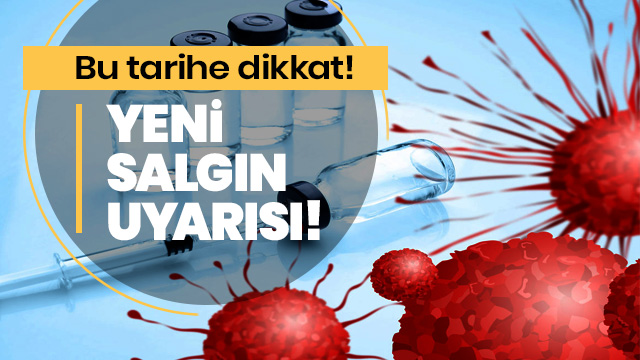 Bilim Kurulu Üyesi Alpay Azap'tan yeni salgın uyarısı!