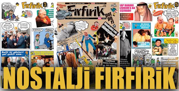 """Erzurum'un en uzun ömürlü Dergisi, """"Nostalji Fırfırik"""""""