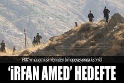 Özel birlikler PKK üssünde!