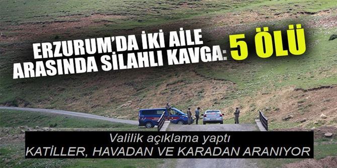 Erzurum'da alarm: Katiller aranıyor!