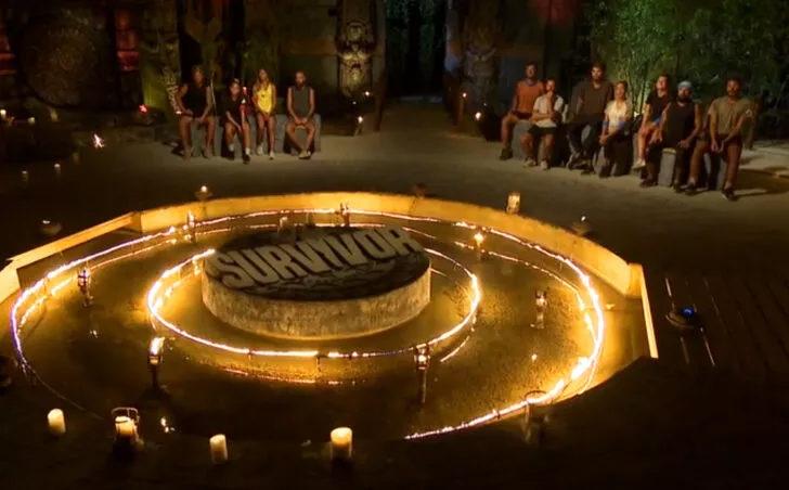 Survivor'da 4. eleme adayı kim oldu?