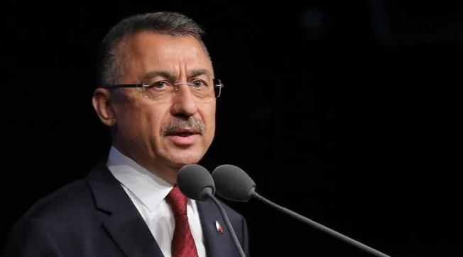 Cumhurbaşkanı Yardımcısı Oktay: Amacımız aşama aşama normale dönmek