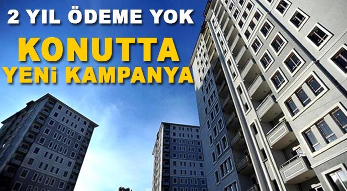 Kamu bankalarının ardından Emlak Konut'tan yeni kampanya