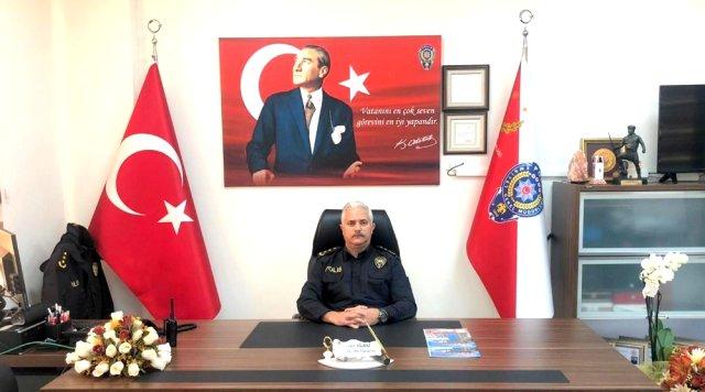 Tümer Yılmaz, İl Emniyet Müdür Yardımcılığı görevine atandı
