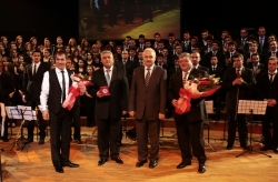 Erzurum'da THM korusu