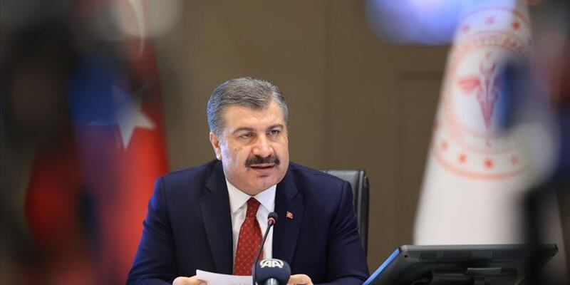 Sağlık Bakanı Fahrettin Koca'dan kritik maske uyarısı