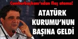 Atatürk Kurumu'na ilginç atama