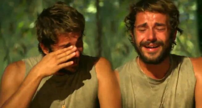 Survivor Cemal Can ağlayarak itiraf etti!