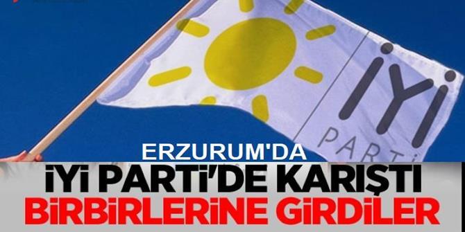 Erzurum'da Sokağa çıkma kısıtlaması olduğu gün delege seçimi yaptılar!