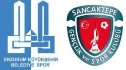 Erzurum BBSpor 0- Sançaktepe 0