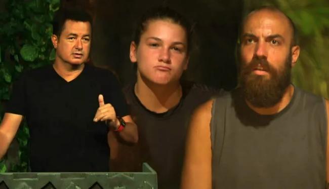Survivor'da Sercan ve Nisa ile ilgili ses kaydı yayınlandı!