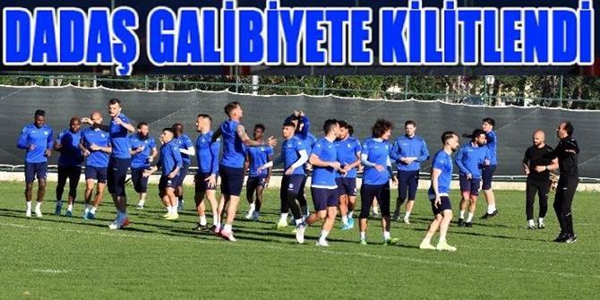 Erzurumspor, Adana Demirspor karşısında galibiyetine kilitlendi