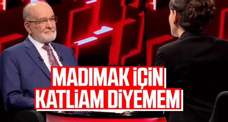 Madımak olayları Karamollaoğlu'na soruldu