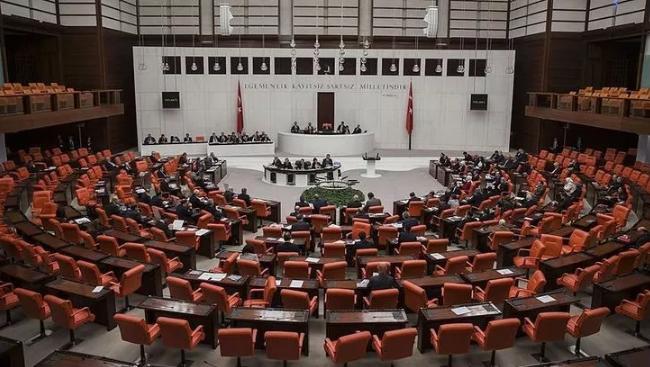 """Meclis'te gergin anlar! """"AK Parti sıralarında sanki FETÖ'nün ruhu dolaşıyor"""""""