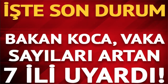 5 Temmuz Türkiye koronavirüs tablosu! Bakan Koca duyurdu