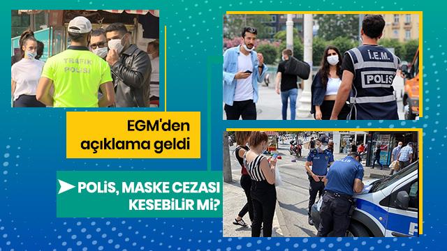 EGM: İptal edilen ceza emsal kabul edilemez