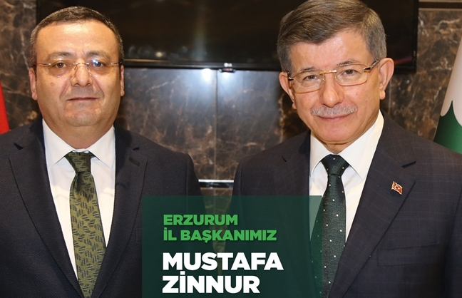 Gelecek Partisi Erzurum İl Başkanı,  Av. Kara'dan Çoklu Baro Açıklaması