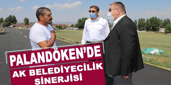 Palandöken'de AK Belediyecilik sinerjisi