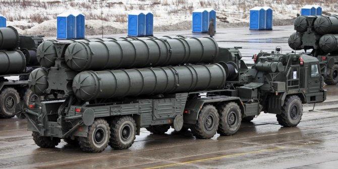 Ruslardan Türkiye'deki S-400'ler hakkında iddia