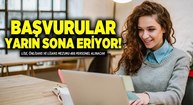 Atatürk Üniversitesi 466 personel alacak