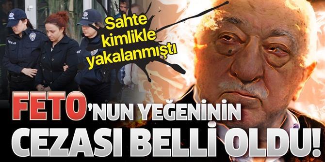 Zeynep Gülen'in yeğenine az ceza!