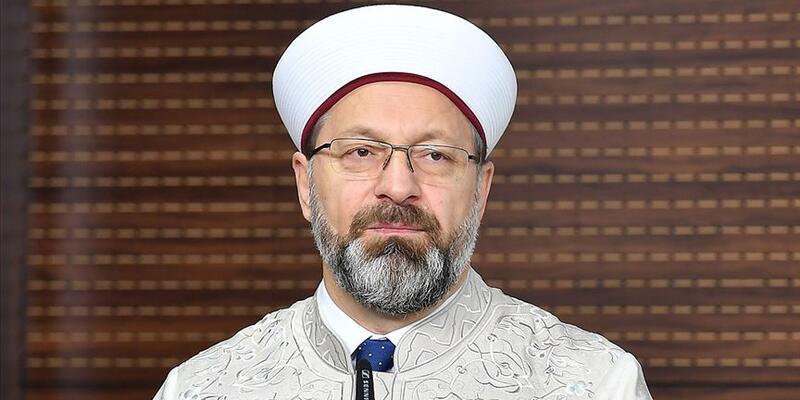 Diyanet İşleri Başkanı Ali Erbaş'tan 81 il müftülüğüne talimat