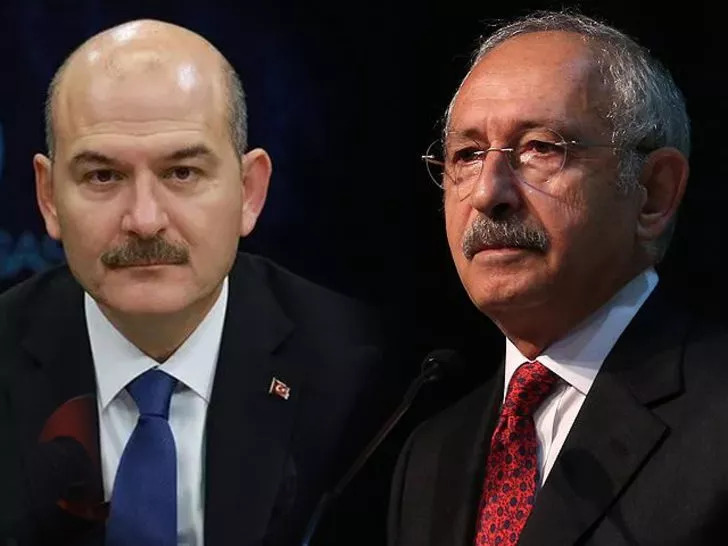 CHP lideri Kılıçdaroğlu'ndan İçişleri Bakanı Soylu'ya taziye telefonu!