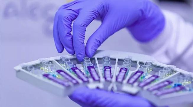 Koronavirüs ilacında üretim aşamasına geçti