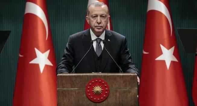 Cumhurbaşkanı Recep Tayyip Erdoğan'dan Ermenistan'ın Azerbaycan'a saldırılarına sert tepki