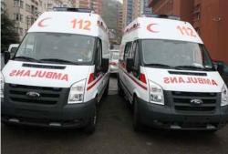 Adınız ambulansa verilecek!