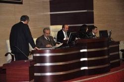 Erzurum il Genel Meclisi toplandı