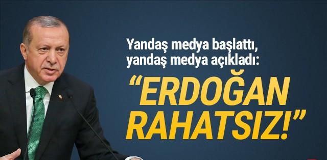 Abdulkadir Selvi: ''Erdoğan rahatsız!''