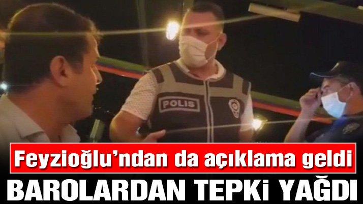 Ekrem Dönmez'in gözaltına alınmasına barolardan tepki yağdı!