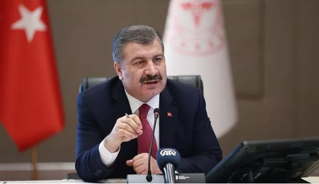 Sağlık Bakanı Fahrettin Koca'dan saat 13:22'de kritik uyarı