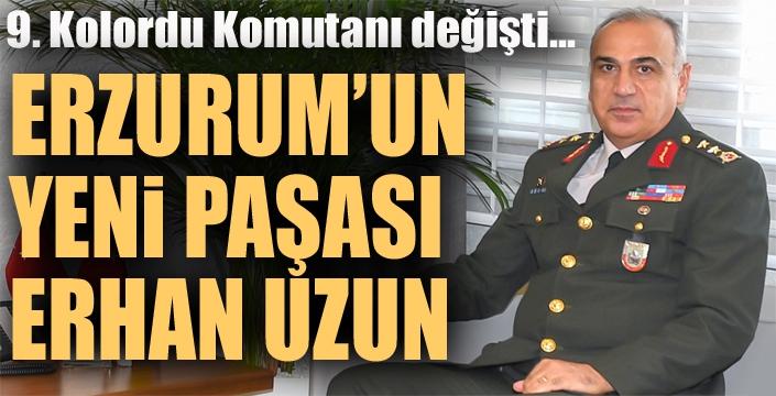 9. Kolordu Komutanı değişti...