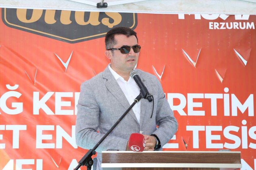 Erzurum'da cağ kebabı üretim ve et entegre tesisi kurulacak