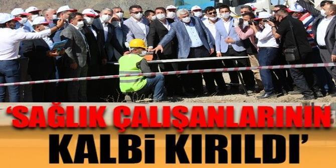 Erzurum Sağlık İl Müdürü Bedir açıkladı: Bu görüntüler...