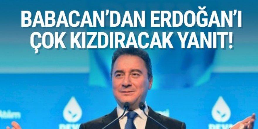 Babacan'dan Erdoğan'a IMF yanıtı
