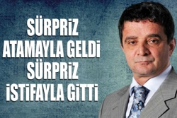 Mümtazer Türköne istifa etti!