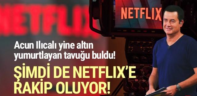 Bomba iddia: Acun Ilıcalı, Netflix'e rakip olmak için platform kuruyor